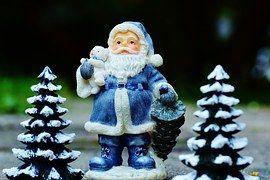 Natal, Papai Noel, Fig, Decoração
