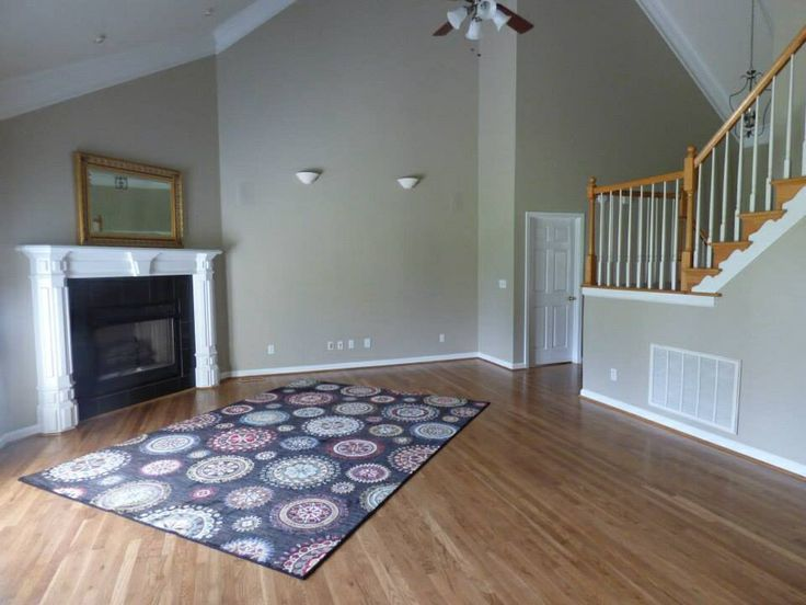 Living Room Kitchen Wall Color Is Sherwin Williams Analytical Gray For The Home