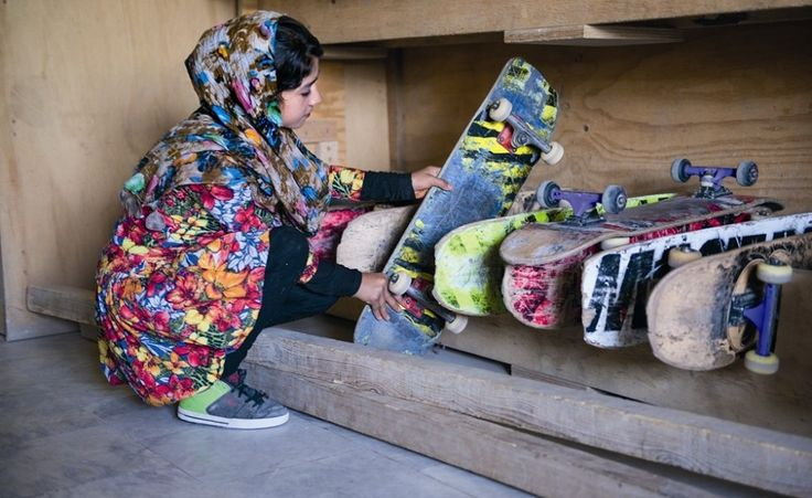 Le ragazze skater di Kabul - Afghanistan - The Post Internazionale
