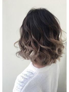 【LAILYbyGARDEN】外国人風グラデーションカラー(北村亮) - 24時間いつでもWEB予約OK!ヘアスタイル10万点以上掲載!お気に入りの髪型、人気のヘアスタイルを探すならKirei Style[キレイスタイル]で。