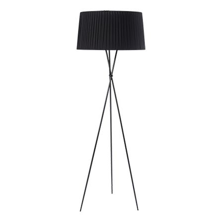 Evoking the characteristics of poise and fragile beauty, the Etienne floor lamp contains the self-possessed grace of a dancer. Three tall matchstick