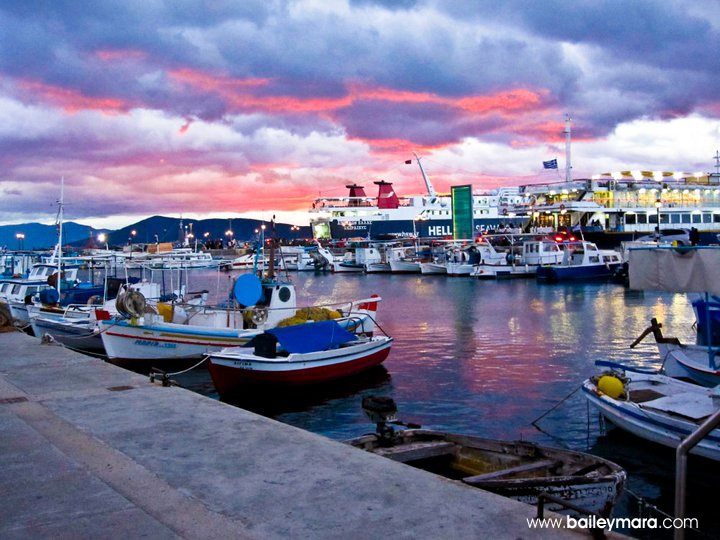 Best Way To Book Ferry Travel In Greek Isles