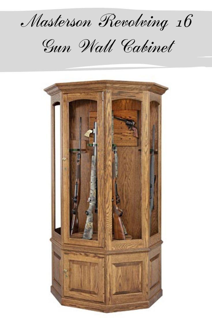 Pin On Amish Gun Cabinets