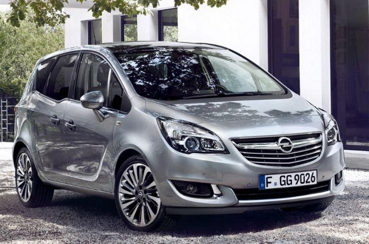 Opel Meriva. Первое знакомство