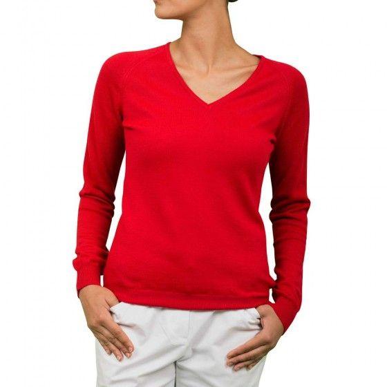 Calvin Klein - Calvin Klein Merino V-Neck Sweater