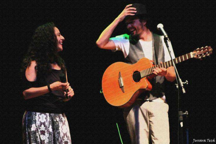 """O CEU Jaçanã recebe na terça, dia 6, um pocket show com Carla Casado, que vai apresentar as músicas do álbum 'Estrada"""", e Fernando Diniz, que também vai levar algumas de suas composições. A entrada é Catraca Livre."""