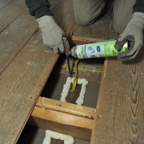 How To Insulate And Air Seal An Attic Hatch Greenbuildingadvisor Attic Remodel Attic Renovation Attic Insulation