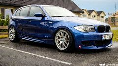 Martin's BMW 130i on APEX EC-7 Wheels | Front: 18x8.5 ET45 R… | Flickr