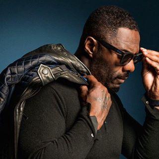 """""""Admiration"""".. - Idris Elba #idris #idrisrocks #idriselba #leather…"""