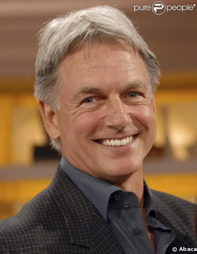 Mark Harmon as Special Agent Jethro Leroy Gibbs on NCIS - he ages so gracefully thus far/••••Age is not a factor when masculinity is concerned. This is the knock-your-socks-off smile.