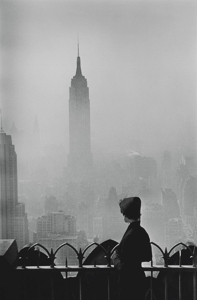 New York City, 1953, Elliott Erwitt.