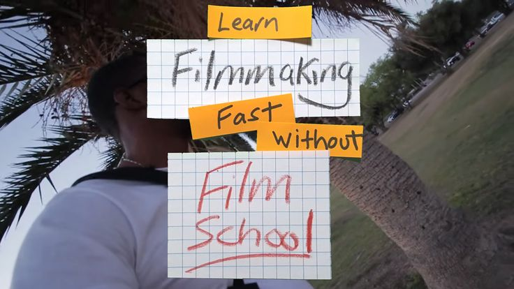 ||How to learn filmmaking in a month or less without film school||
