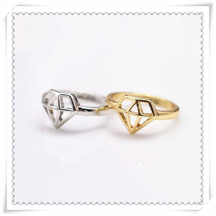 Nuevo diseño de joyería de moda anillo de dedo de regalo para las mujeres chica R1051