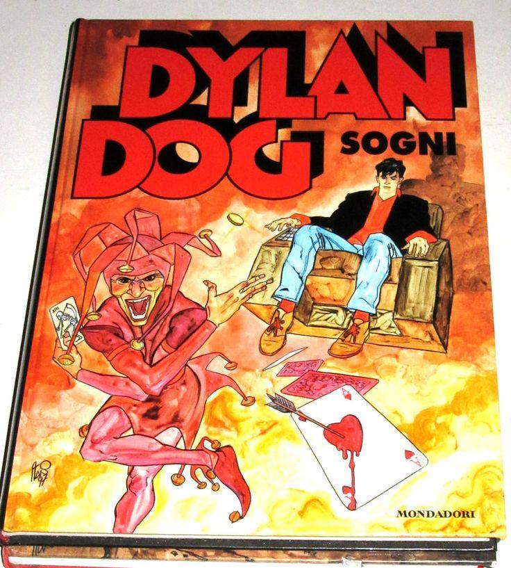 DYLAN DOG Sogni