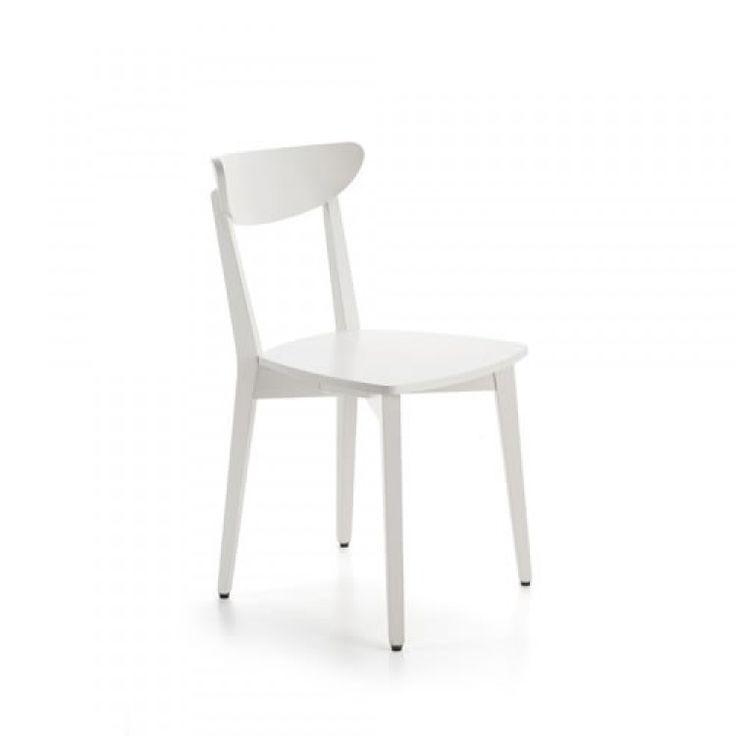 Oltre 25 fantastiche idee su sedie bianche su pinterest for Sedie ikea bianche