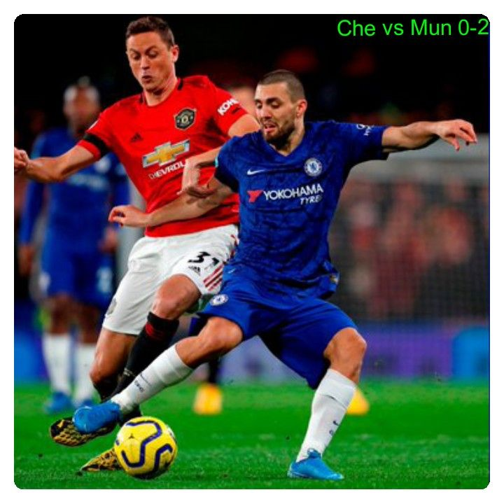 Chelsea Vs Manchester United 0 2 Highlights Download Video In 2020 Manchester United Premier League English Premier League