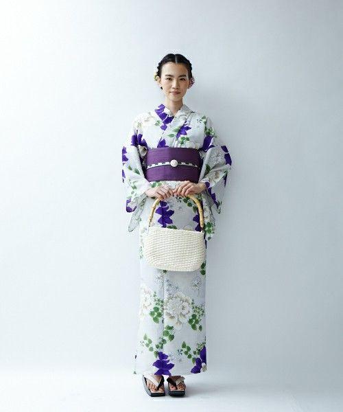 着物(キモノ)の芙蓉(着物/浴衣)|詳細画像