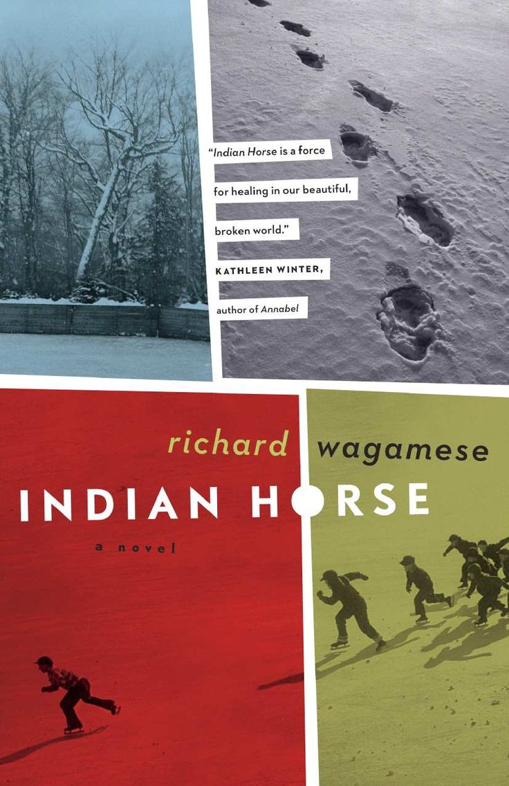 Indian Horse: Richard Wagamese: 9781553654025: Amazon.com: Books