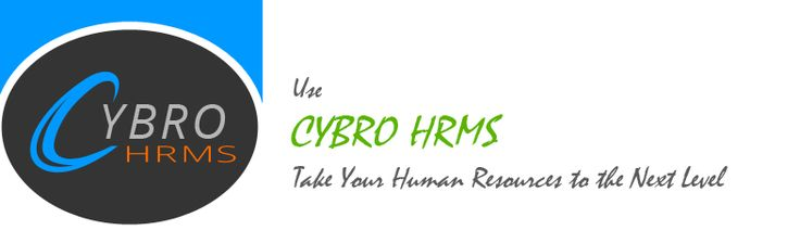 What can you do with CYBRO HRMS? Store all employee information in one place Track employee's history Retrieve employee information quickly