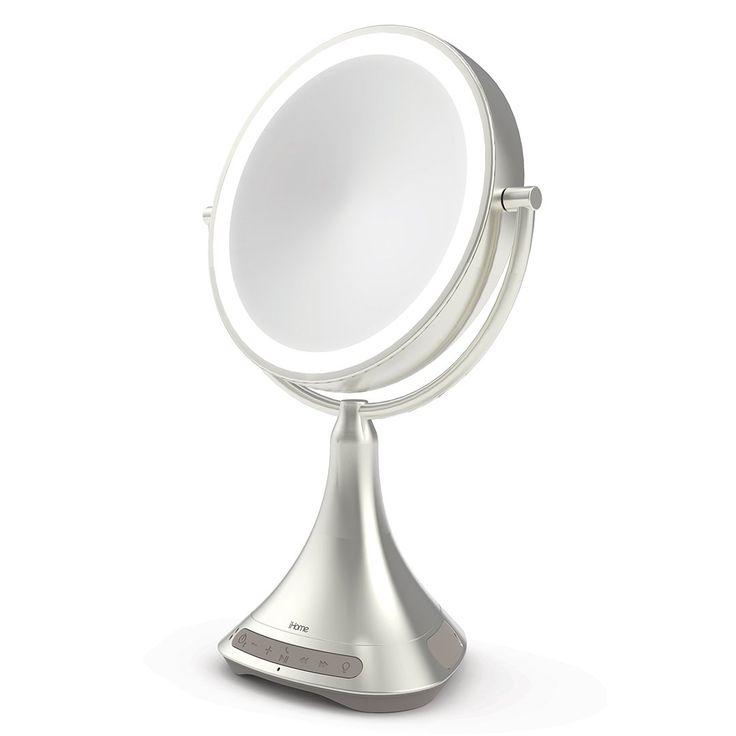 Fancy | Portable iHome Vanity Mirror Speaker