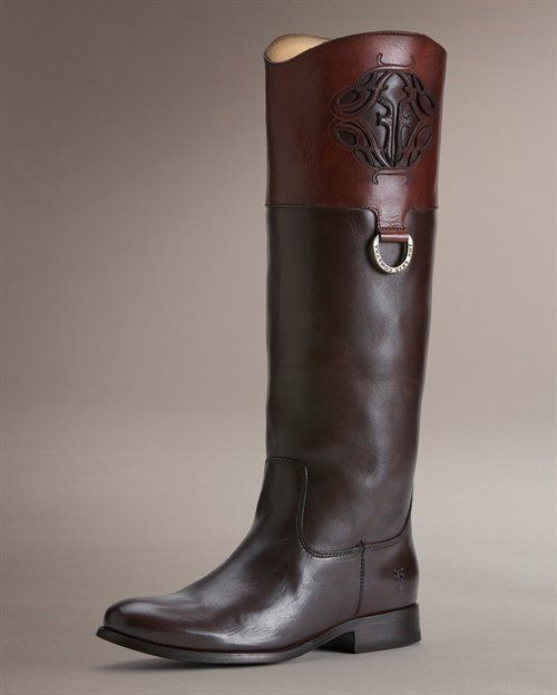 Melissa Logo - View All Women's Boots - Western Boots, Riding Boots & More - The Frye Company