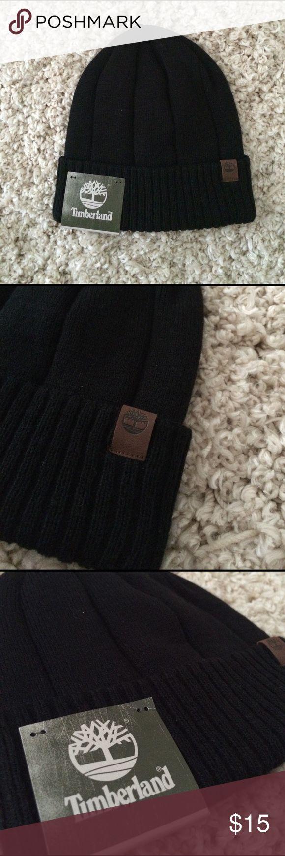 Timberland BNWT black hat Brand new Timberland hat! Super nice. Timberland Accessories Hats