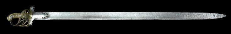 Victorian Swords — British Pattern 1845 Infantry Officer's Sword /...