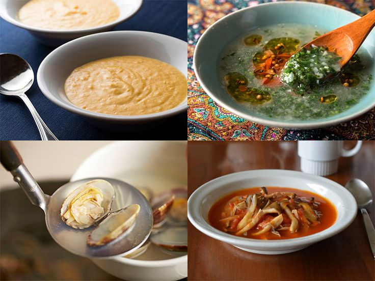 プロが教える、しみじみ美味しいスープのレシピを紹介。伊勢丹新宿店の野菜や魚のプロ、シェフ、人気のスープ専門家が伝授するレシピは、材料はシンプルなのにうまみたっぷり。素材のエキスを引き出す調理のテクニックにも注目です。
