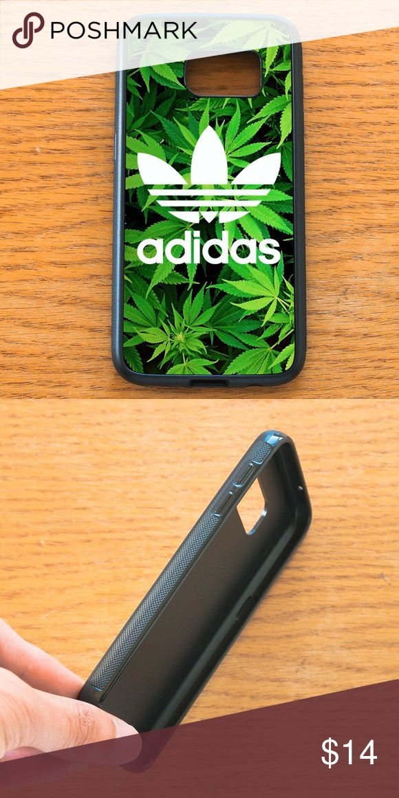 Adidas weed Samsung galaxy S7 rubber case PRICE IS FIRM ! FIRM  Let me know your phone size if you can't find it . I have it available   iPhone 7 , iPhone 7 plus , iPhone 6 , iPhone 6S , iPhone 6 Plus , iPhone 6S plus , IPhone SE , iPhone 5S, iPhone 5 , iPhone 5C , iPhone 4/4S , IPod Touch 5. Samsung Galaxy Note 5 , Note 4 , Note 3 , Note 2 N7100 , note Edge  Samsung Galaxy S7 , Samsung galaxy S7 Edge , Samsung galaxy S6 , S6 Edge , S6 Edge Plus , Galaxy S5 , S4 , S3 , samsung GALAXY J7 Htc…
