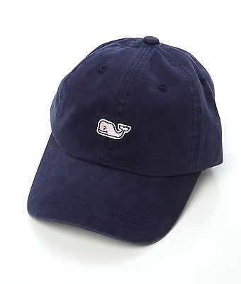 Vineyard Vines Hat / Cap Whale Logo NEW!  Navy Blue
