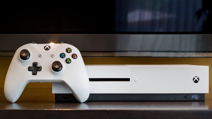 Xbox One S exclusive first look