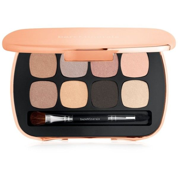Bare Escentuals bareMinerals Ready Eyeshadow 8.0 (555 ZAR) ❤ liked on Polyvore featuring beauty products, makeup, eye makeup, eyeshadow, beauty, the posh, mineral eyeshadow, mineral eye shadow, bare escentuals eyeshadow and bare escentuals