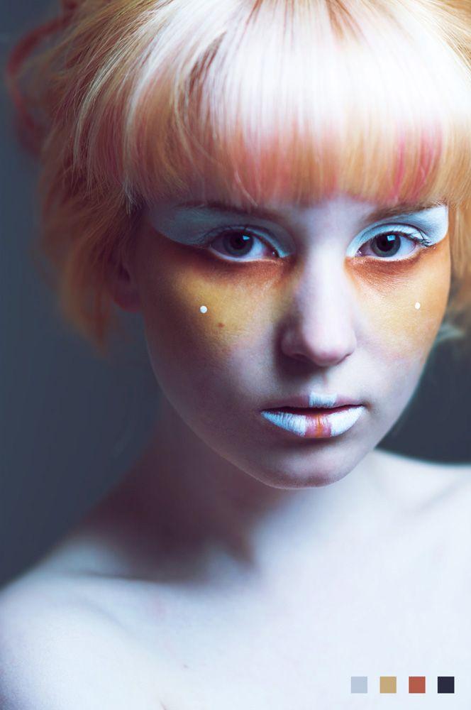 40+ Strickly Fashion Runway Make-Up Photography   Design Inspiration. Free Resources & Tutorials