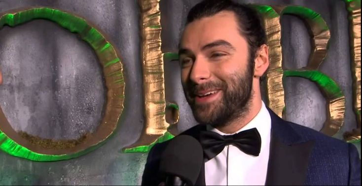 Clip from the Hobbit World London Premiere  ( Aidan Turner, Peter Jackso...