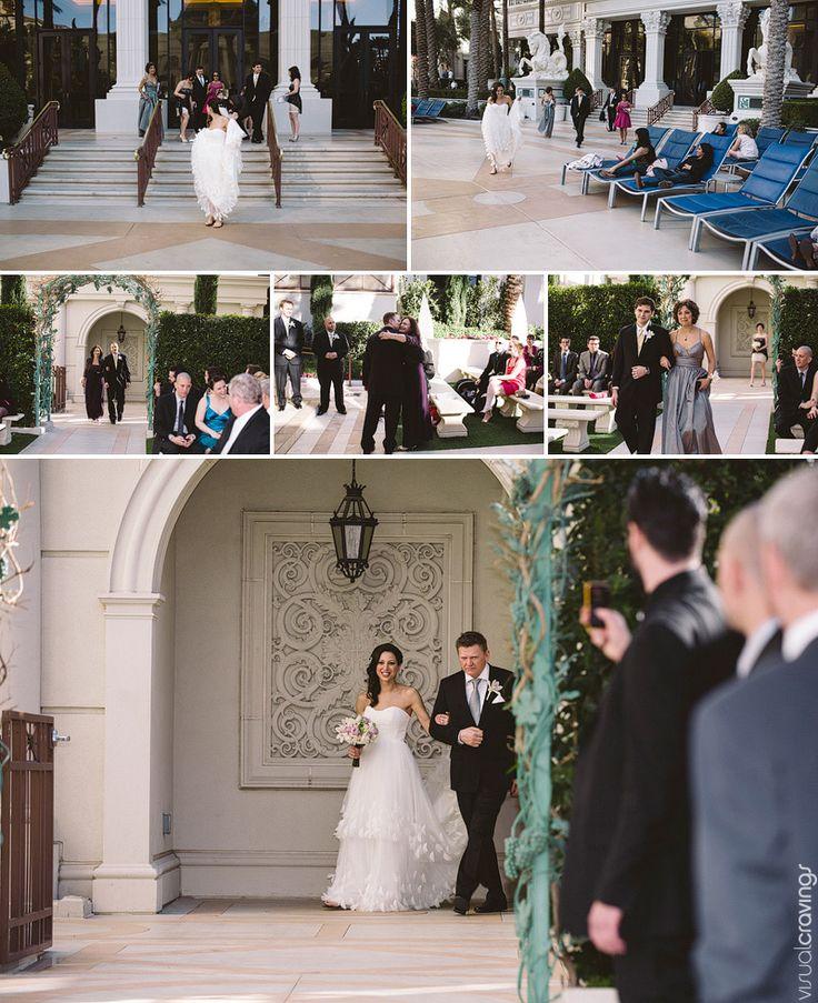 Las Vegas Wedding: Las Vegas Wedding Photography Caesars Palace