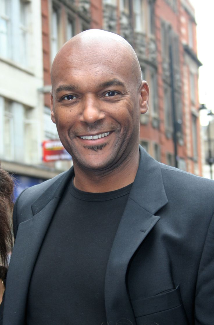Colin Salmon - Ace Morrison