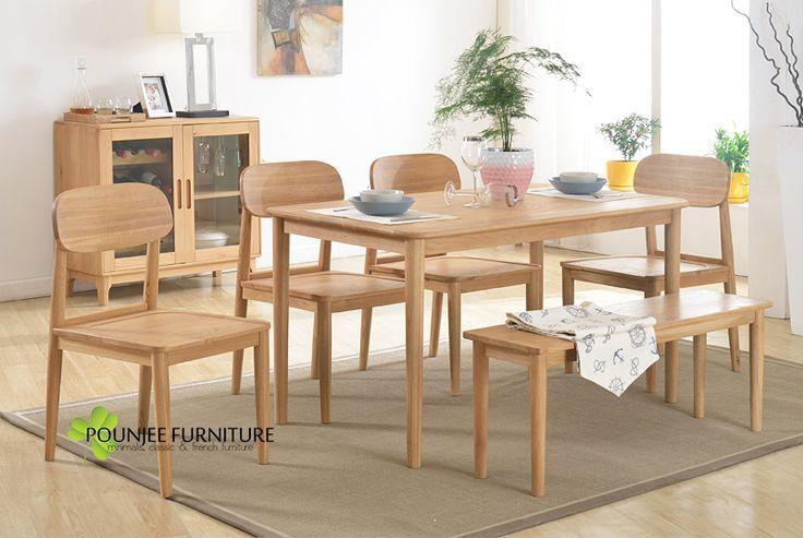 MEJA MAKAN JATI MINIMALIS MODERN MODEL SKANDINAVIAN - Meja Makan Jati Minimalis Modern Model Skandinavian Telp / WA: 085338221833, Pin BB: 53702E7C – Meja makan jati minimalis modern model skandinavian ini bisa menjadi salah satu pilihan anda dalam mengisi ruang makan dengan meja makan minimalis modern yang berbahan kayu jati. Karena meja makan merupakan produk furniture yang biasanya tiap hunian pasti memiliki, hal …