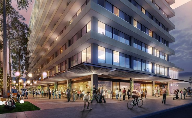 Telstra's Northbridge HQ to become student housing   The West Australian
