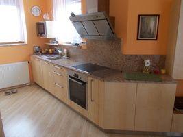 Kuchyně - varné centrum
