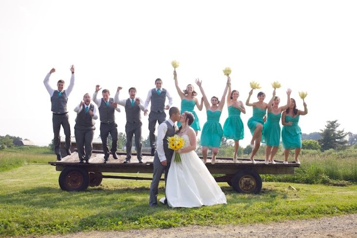 Southwest Virginia Wedding - Christiansburg, Virginia - Sinkland Farms