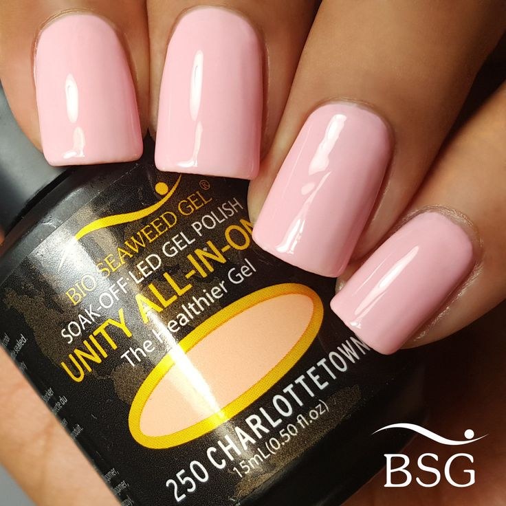 UNITY All-In-One Colour Gel Polish - 250 Charlottetown