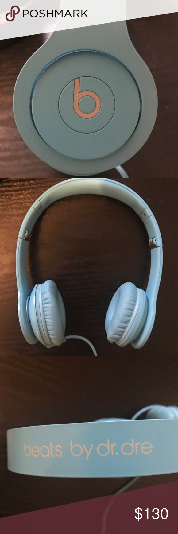 Beats Solo HD NOT WIRELESS HEADPHONES ARE NOT WIRELESS. They are in perfect condition, barely used. Full box and case provided also in great condition. Nothing is wrong with them I am just prefer wireless. Beats Other
