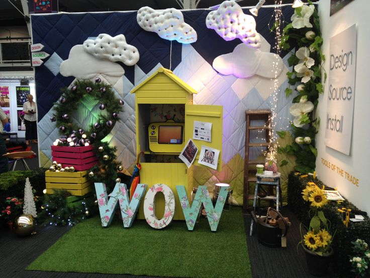 VM & Display Show - London - Visual Merchandising - 24th Year - Creative - www.clearretailgroup.eu