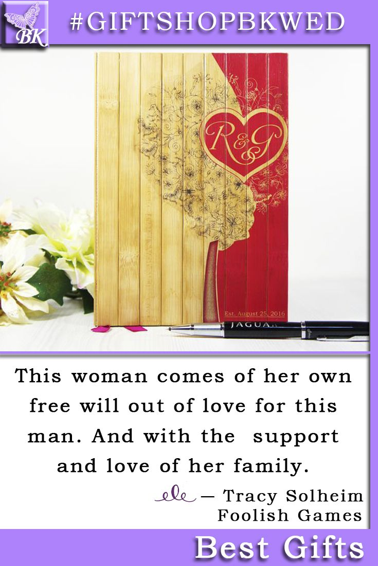 Cover of the guestbook is made of wood. Pages can be customized. On the cover and the pages can be placed: emblem, monogram, wedding date, names of the bride and the groom, surname, motto of the wedding, sealing wax stamp with monogram #giftshopbkwed #wedding #guestbook #ceremony #guest #personalized #gift #rustic #book #advicebook #Bride #Groom #His #Her #mr #mrs #Birthday #anniversary #custom #bridalshower #monogram #wood #wooden #diy #advice #shabbychic #favor #notebook #love #tree #decor