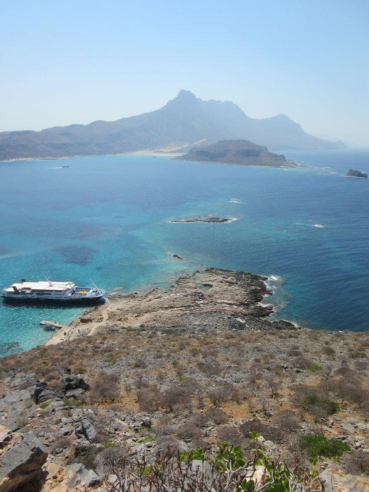Gramvousa- Crete
