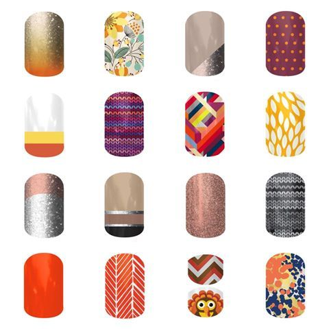 Jamberry Nails 2014 Fall Designs #momentswithmandi