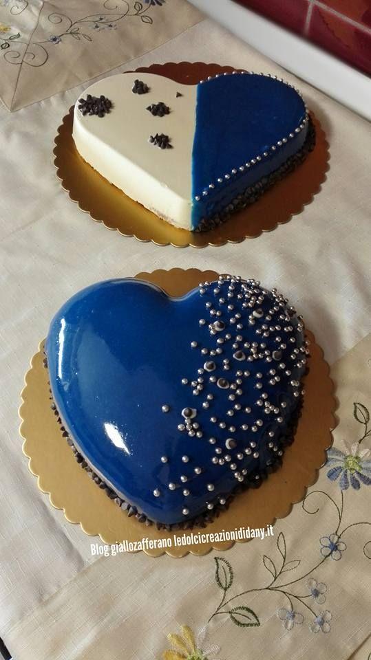 Ciao a tutti amici cari. Oggi vi offro questa torta a cuore. Mi sono innamorata di questo stampo amore a prima vista, non ho resistito e l'ho comprato. Appena esce qualcosa di nuovo deve essere a tutti i costi mio e devo svelarvi che una torta così meravigliosa fino ad oggi non lo mai realizzata.