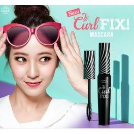Etude House - Lash Perm Fix Mascara - 4 choices - at W2Beauty with Free shipping and lots of freebies!