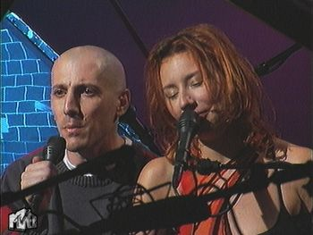 #Tori Amos & #Maynard James Keenan - two of my favourite musicians.