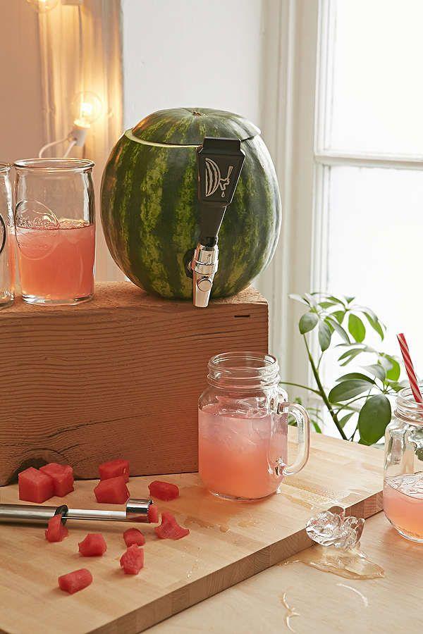 Slide View: 1: Watermelon Keg Tapping Kit